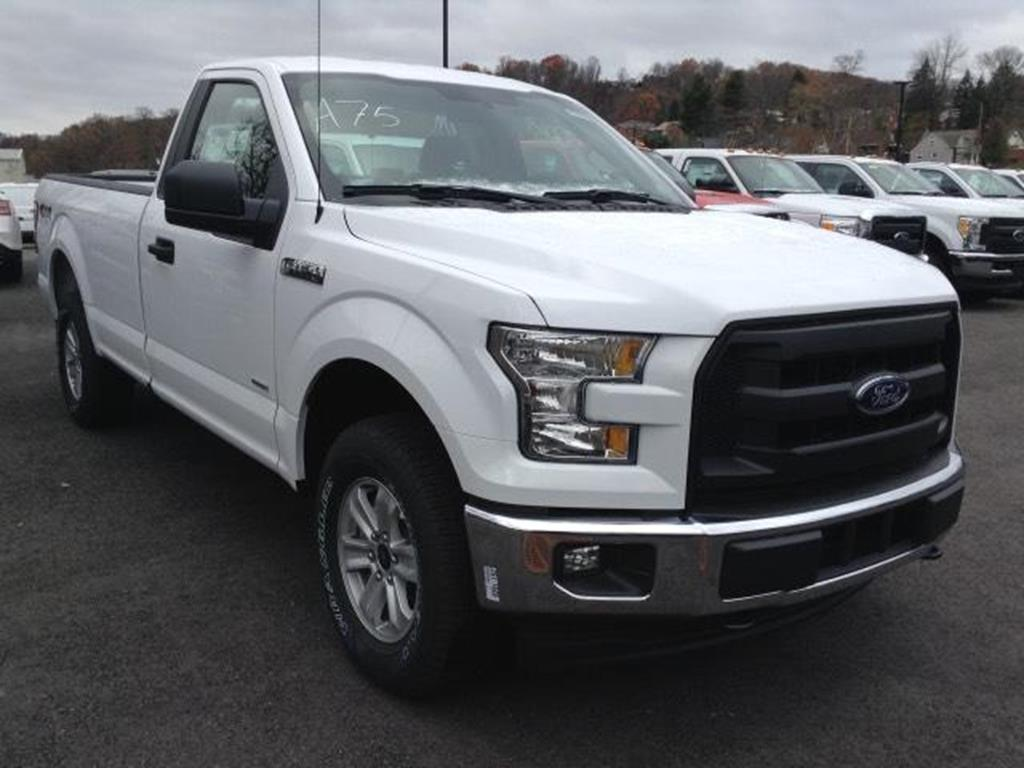 new 2017 ford f 150 xl 4wd reg cab 8 box regular cab pickup in white oak 5f1931 jim shorkey ford. Black Bedroom Furniture Sets. Home Design Ideas